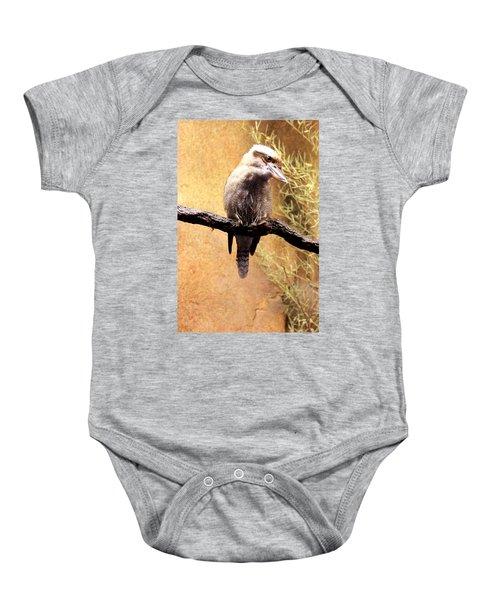 Small Bird Baby Onesie