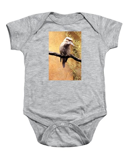 Small Bird Baby Onesie