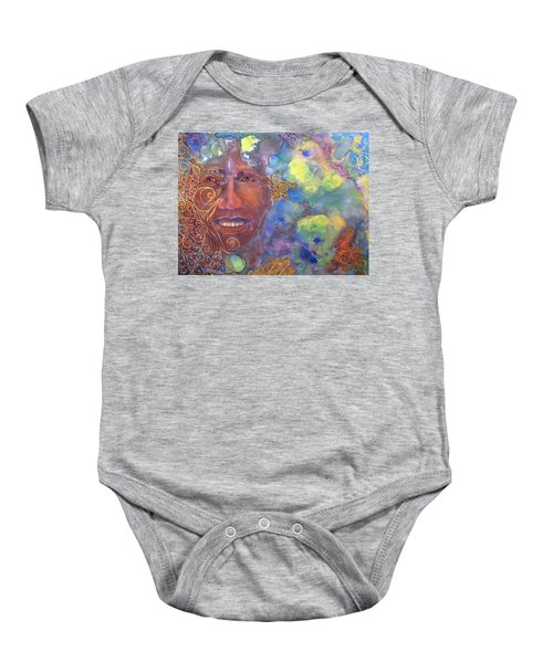 Smiling Muse No. 1 Baby Onesie