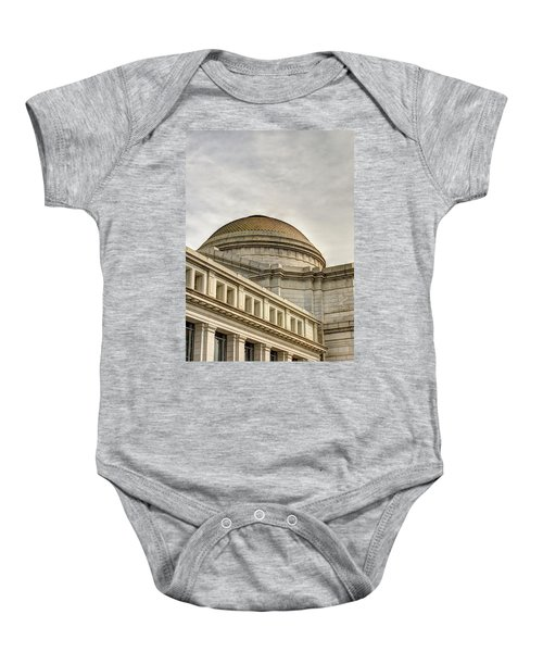 Smithsonial National History Museum Baby Onesie