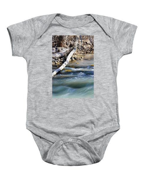 Smooth Water Baby Onesie
