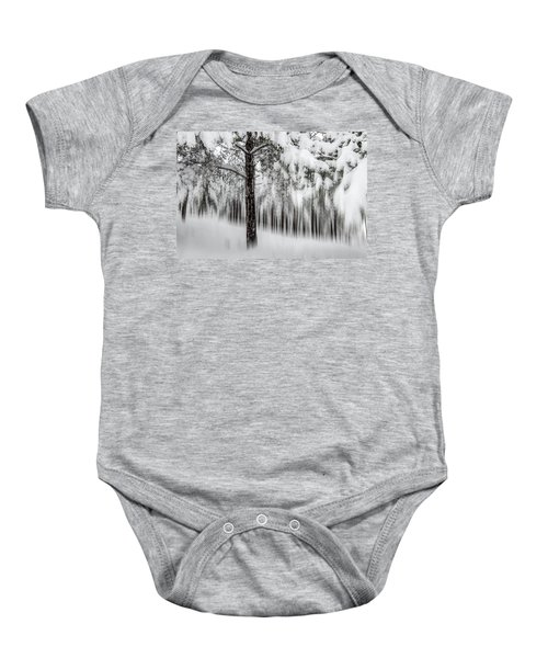 Snowy-2 Baby Onesie