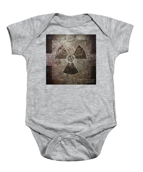 So This Is The End Baby Onesie