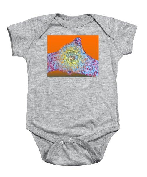 Solar Cells Baby Onesie