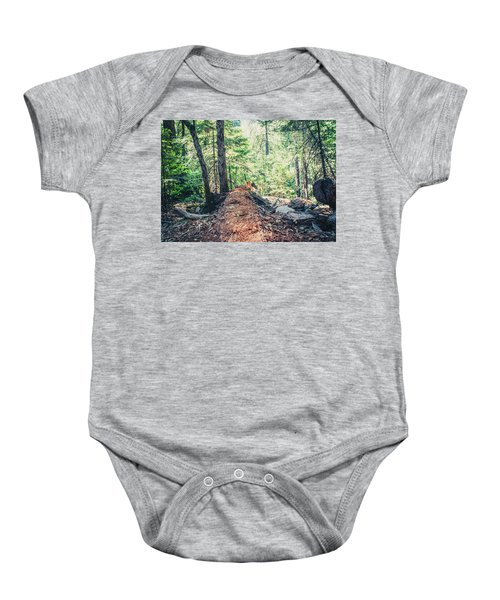 Somber Walk- Baby Onesie