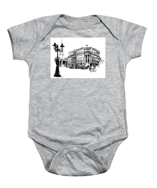 South Africa House Baby Onesie