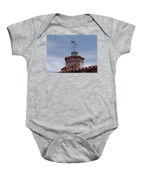 South By Southwest - Death Valley Baby Onesie