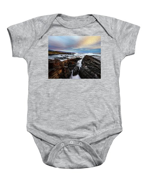South Swell Baby Onesie