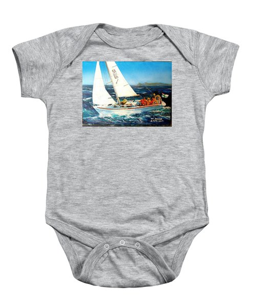 Southern Maid Baby Onesie