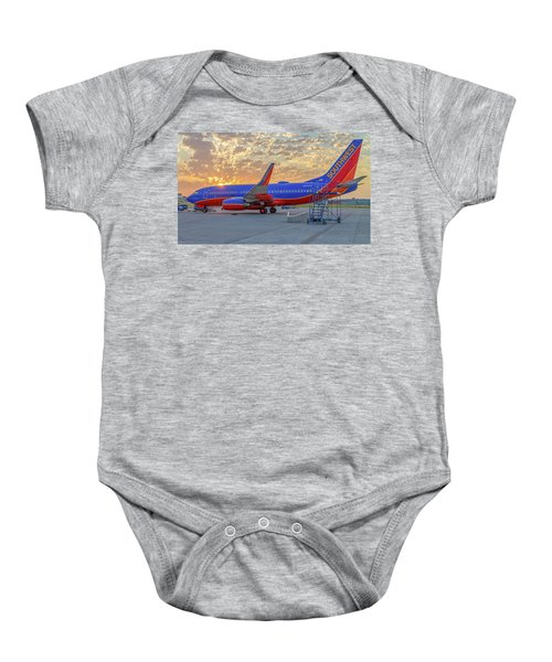Southwest Airlines - The Winning Spirit Baby Onesie