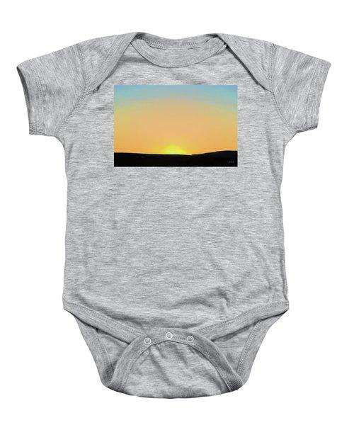 Southwestern Sunset Baby Onesie