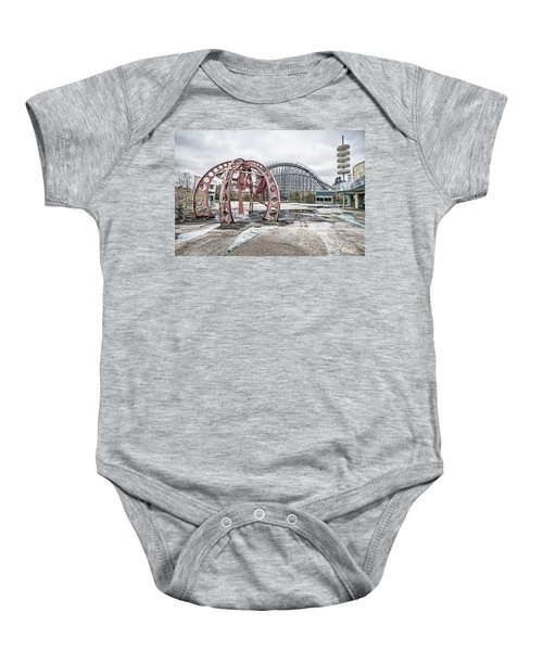 Spaced Out Baby Onesie