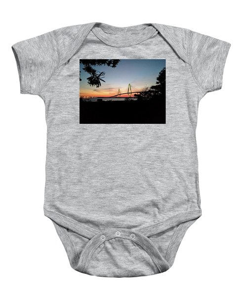 Spectacular Suspension Baby Onesie
