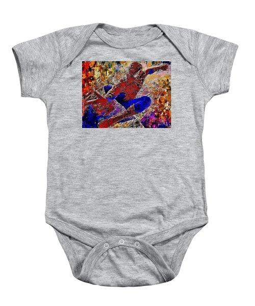 Spiderman 2 Baby Onesie