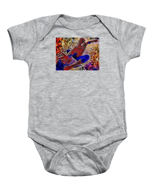 Spiderman 2 Baby Onesie