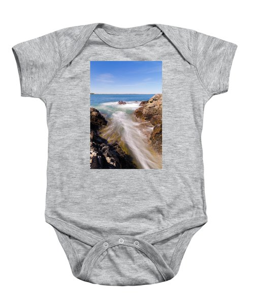 Spirit Of The Atlantic Baby Onesie