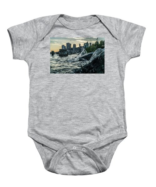 Splash Baby Onesie