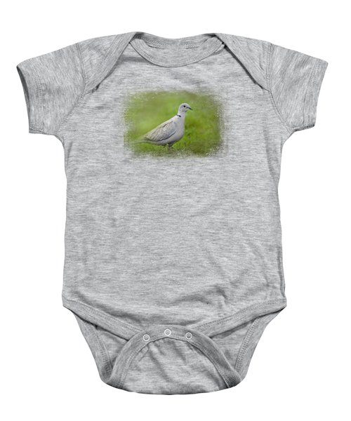 Spring Dove Baby Onesie by Jai Johnson