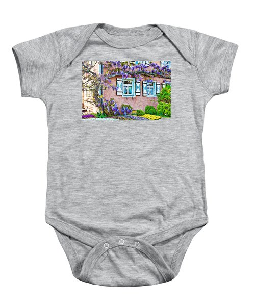 Spring In Germany Baby Onesie