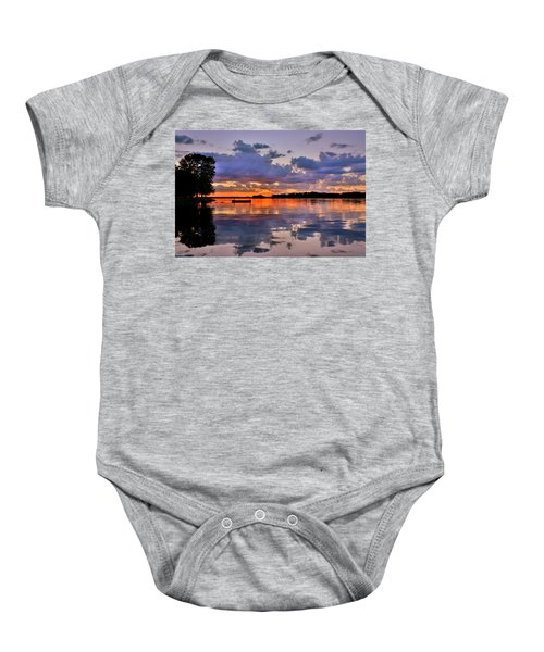 Spring Reflections Baby Onesie