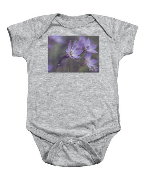 Spring Starflower Baby Onesie
