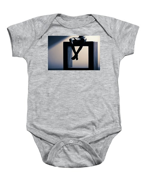 Square Foot Baby Onesie