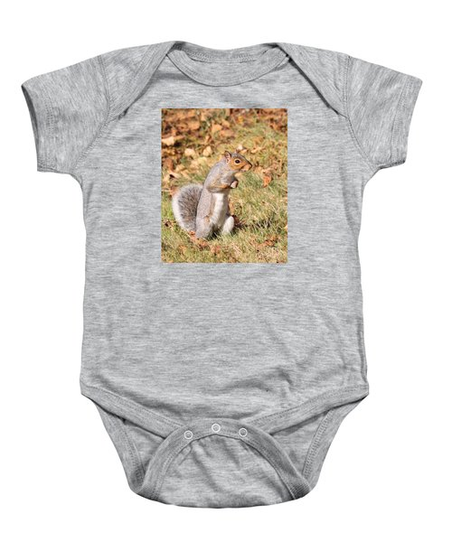 Squirrely Me Baby Onesie
