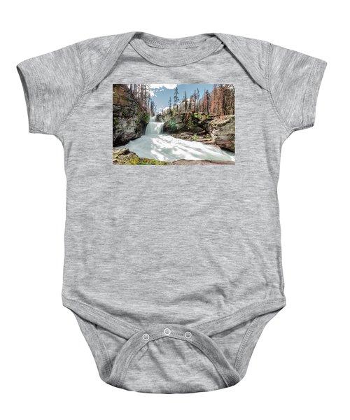 St. Mary Falls Baby Onesie