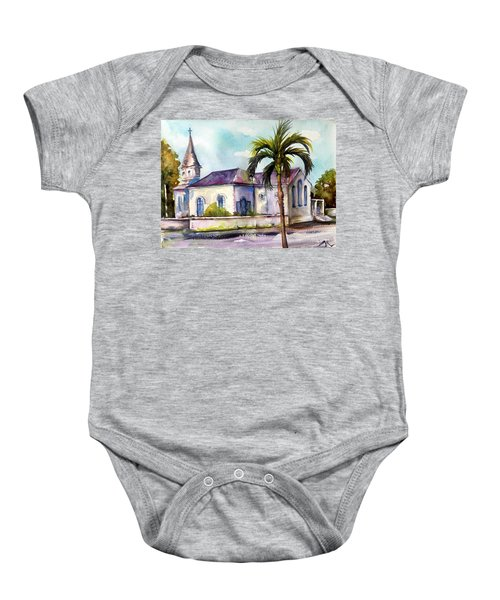 St. Matthews Church, Nassau Baby Onesie
