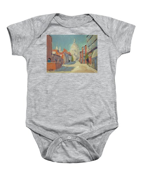 St Pauls London Baby Onesie