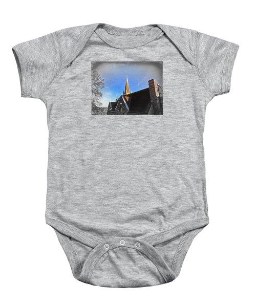 St. Peter's Spire Baby Onesie