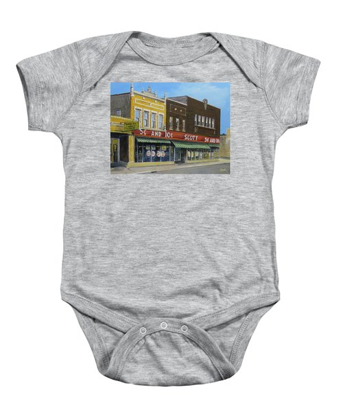 Stand Again Baby Onesie