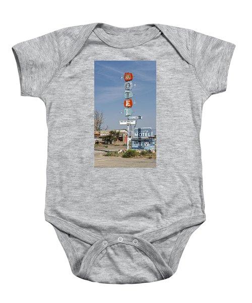 Standing Tall Baby Onesie