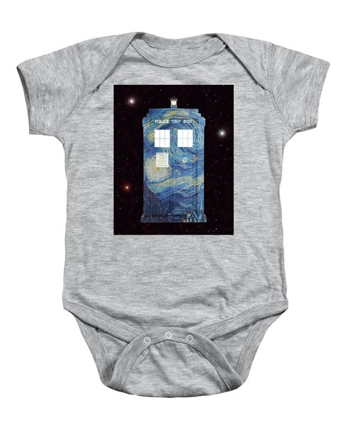 Starry Starry Night Baby Onesie