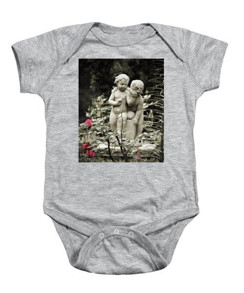 Statue Of Love Baby Onesie