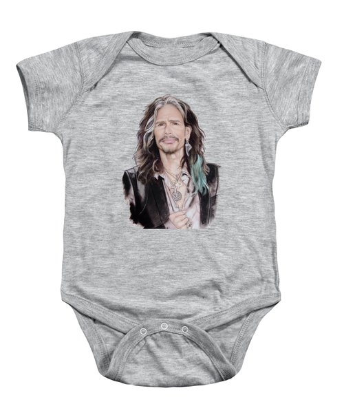 Steven Tyler 1 Baby Onesie