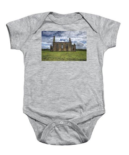 Stthomas Church In Aran Islands, Inis Mor Baby Onesie