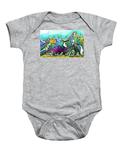 Summer Is Upon Us Baby Onesie