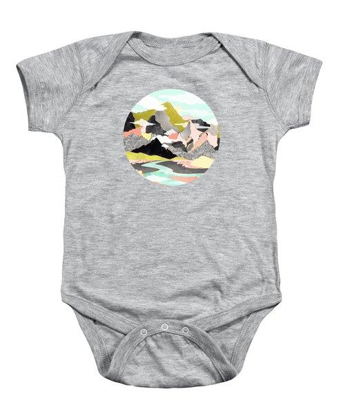 Summer River Baby Onesie