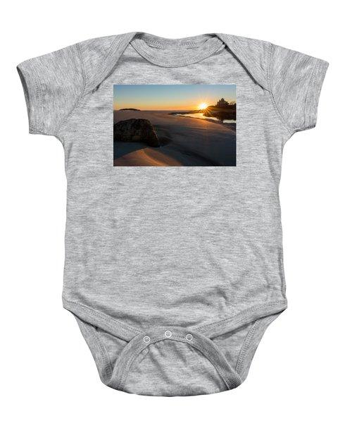 Sun Up Good Harbor Baby Onesie
