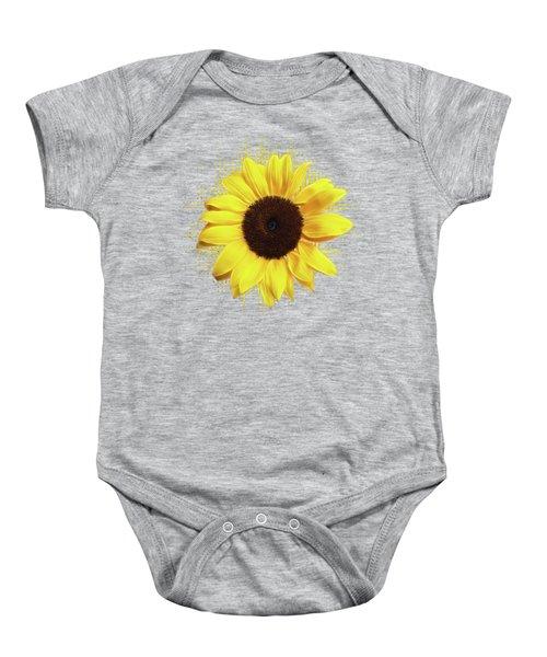 Sunlover Baby Onesie by Gill Billington