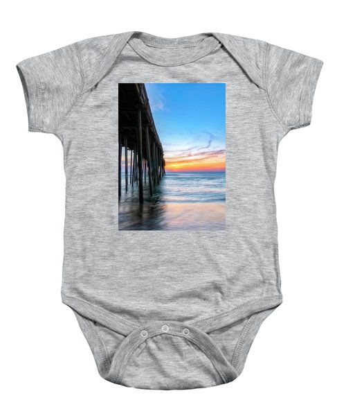 Sunrise Blessing Baby Onesie