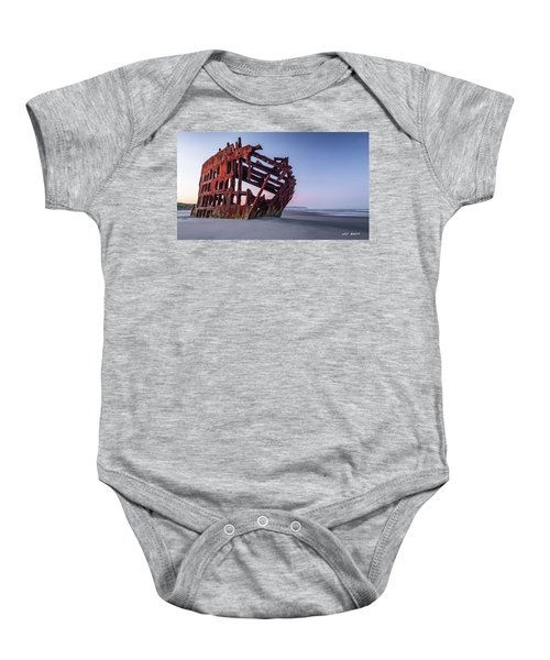 Sunrise In Astoria Baby Onesie