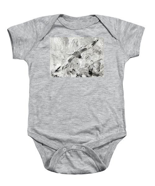 Swallow-tailed Gull Baby Onesie