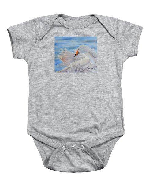 Swan Lake Baby Onesie