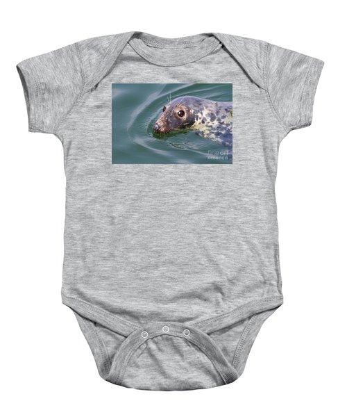 Sweet Seal Baby Onesie