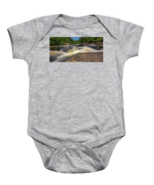 Sweetwater Creek Long Exposure 2 Baby Onesie