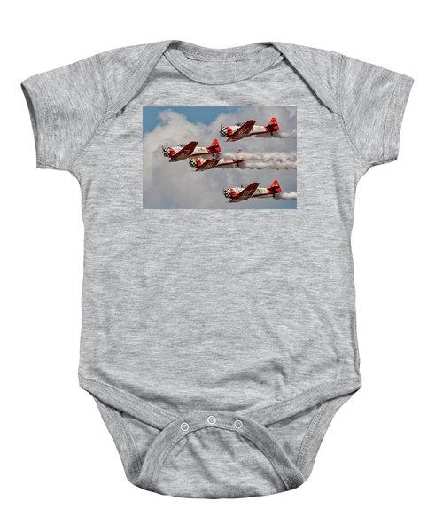 T-6 Texan Baby Onesie