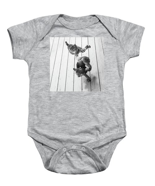 Tag Youre It Baby Onesie