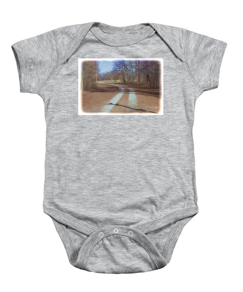 Take Me Home Country Road Baby Onesie